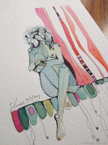 Paint September ~ Day 7