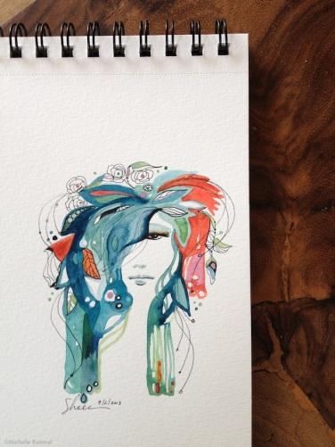 Paint September ~ Day 2