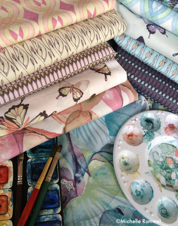 Mariposa Fabric Collection has Launched ~