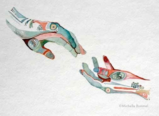 I Reach For You...